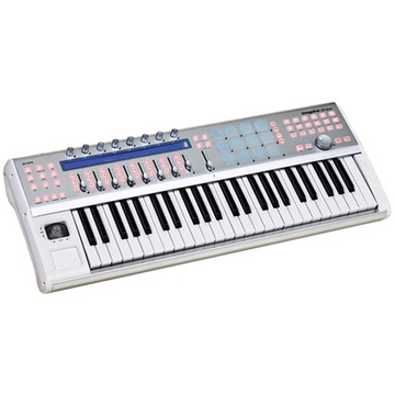 Icon Pro Audio InSpire 5 G2 - 49-Key MIDI Keyboard & Drum Pad Controller
