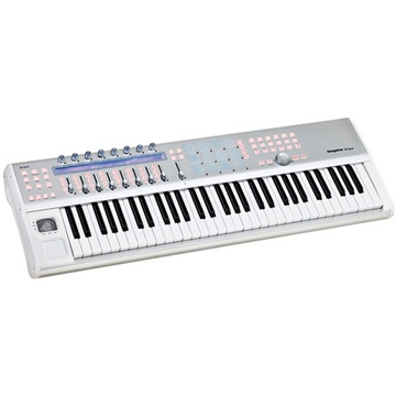 Icon Pro Audio InSpire 6 G2 - 61-Key MIDI Keyboard & Drum Pad Controller