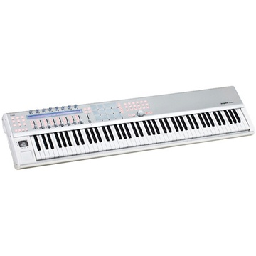 Icon Pro Audio InSpire 8 G2 - 88-Key MIDI Keyboard & Drum Pad Controller