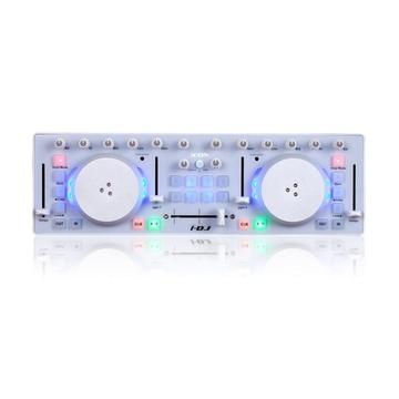 Icon Pro Audio iDJ DJ Controllers (White)