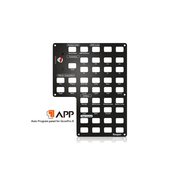 Icon Pro Audio Reaper Auto Program Panel for QCon Pro X
