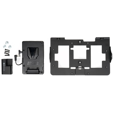 SmallHD V-Mount Battery Bracket with Mounting Plate for 702 OLED Monitor