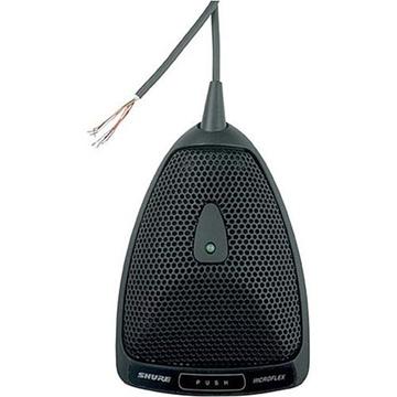 Shure MX392/C Microflex Cardioid Boundary Microphone