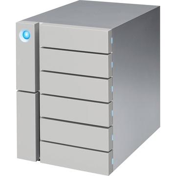 LaCie 6big 60TB 6-Bay Thunderbolt 3 RAID Array (6 x 10TB)