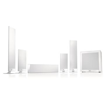 KEF T205W Home Theatre Speaker System (White)