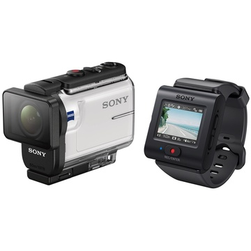 Sony HDR-AS300 Action Camera with Live-View Remote | NZ