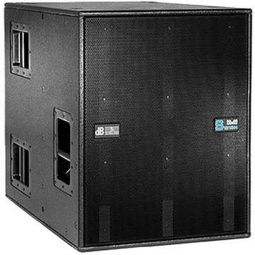 dB Technologies DVA S1518N Active Subwoofer