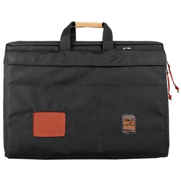 PortaBrace Soft Padded Carrying Case for Litepanels Gemini and Yoke (Black)