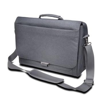 "Kensington LM340 14.4"" Messenger Bag (Cool Grey)"