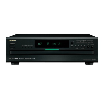 Onkyo DXC390 6-disc CD Carousel Changer