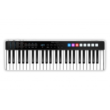 IK Multimedia iRig Keys I/O 49 Controller with Audio Interface