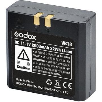 Godox VB-18 Li-Ion Battery Pack (11.1V, 2000mAh)