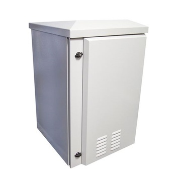 DYNAMIX RODW24-400FK 24RU Vented Outdoor Wall Mount Server Cabinet