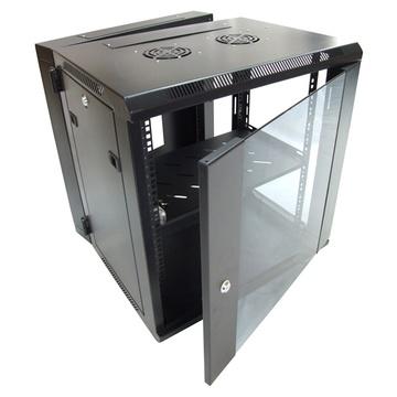 DYNAMIX RSFDS12-600 12RU Universal Swing Frame Cabinet