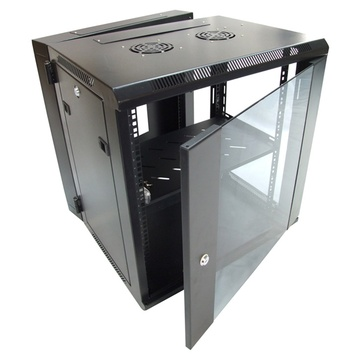 DYNAMIX RSFDS12 12RU Universal Swing Frame Cabinet