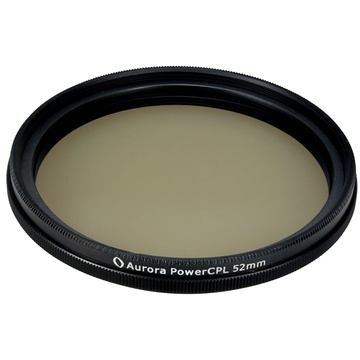 Aurora-Aperture PowerCPL 52mm Gorilla Glass Circular Polarizer Filter