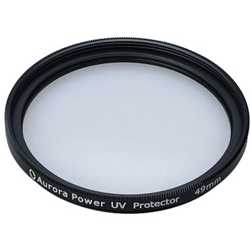 Aurora-Aperture PowerUV 49mm Gorilla Glass UV Filter