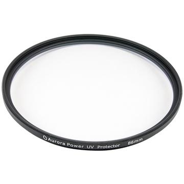 Aurora-Aperture PowerUV 86mm Gorilla Glass UV Filter