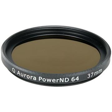 Aurora-Aperture PowerND ND64 37mm Neutral Density 1.8 Filter