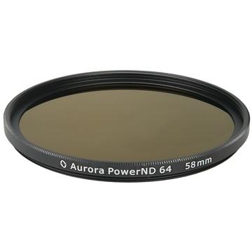 Aurora-Aperture PowerND ND64 58mm Neutral Density 1.8 Filter