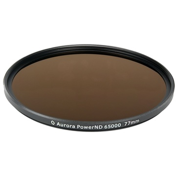 Aurora-Aperture PowerND ND65000 77mm Neutral Density 4.8 Filter