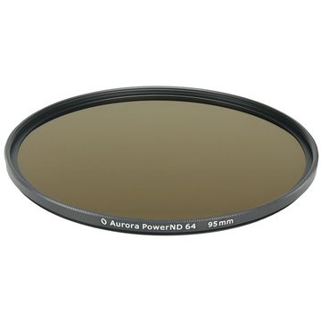 Aurora-Aperture PowerND ND64 95mm Neutral Density 1.8 Filter