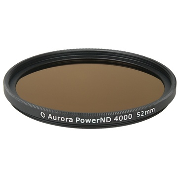 Aurora-Aperture PowerND ND4000 52mm Neutral Density 3.6 Filter