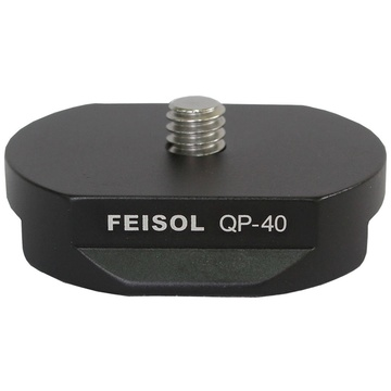 FEISOL QP-40 Quick-Release Plate