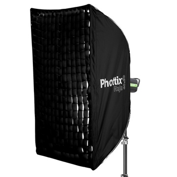 Phottix 60x90cm Raja Quick Folding Softbox