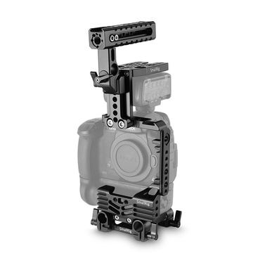 SmallRig 2067 Ultimate Half-cage Kit for Panasonic Lumix GH5 with Battery Grip