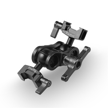 SmallRig 2072 Articulating Arm with Double Ballheads (NATO Clamp)