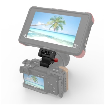 SmallRig 2100 DSLR Monitor Holder with NATO Clamp