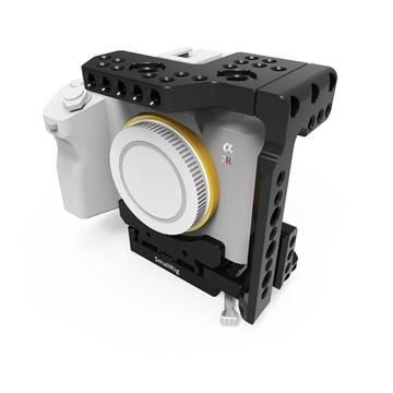 SmallRig 2098 QR Half Cage for Sony A7R III/A7 II/A7R II/A7S II