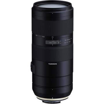 Tamron 70-210mm f/4 Di VC USD Lens for Nikon F