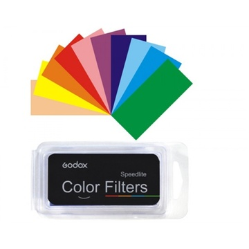 Godox Color Filters for Speedlite 39x80mm