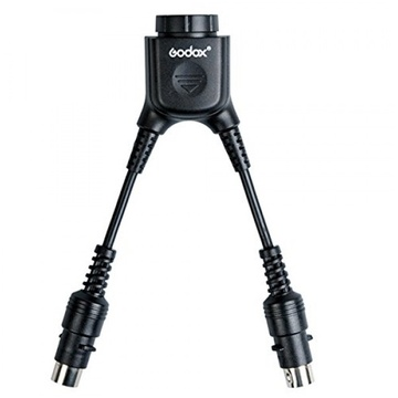 Godox DB-02 Y Adaptor for PB960 Cable (2 to 1)
