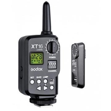 Godox XT16S Wireless Power-Control Flash Trigger Transmitter