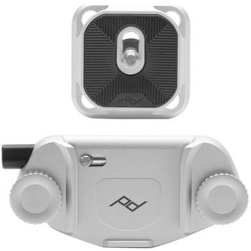Peak Design Capture Camera Clip v3 (Silver)