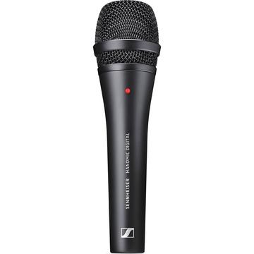 Sennheiser HANDMIC DIGITAL Microphone with Apogee PureDigital Conversion