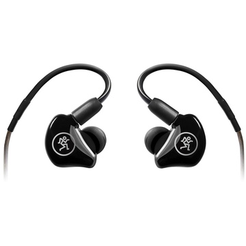 Mackie MP-220 Dual Dynamic Driver In-Ear Headphones