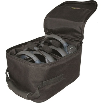 Eartec Large Soft Padded Case for Select UltraLITE Headset Systems