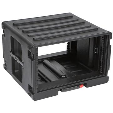 SKB 1SKB-R6UW Roto Rolling Rack Case (6 RU)
