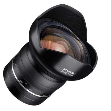 Samyang 14mm f/2.4 XP Premium for Nikon