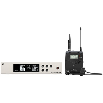 Sennheiser EW 100 G4-ME 4 Wireless Bodypack System with ME 4 Lavalier Microphone (A Band)