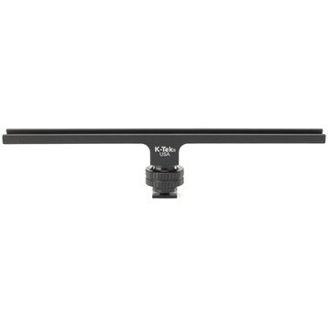 K-Tek KTBAR9 Aluminum Camera Shoe Bar (22.86cm)
