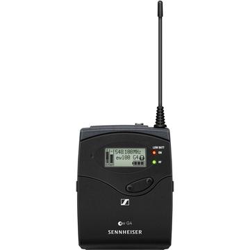 Sennheiser EK 100 G4 Wireless Camera-Mount Receiver (A Band)