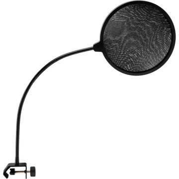 Auray PFNY-6 Nylon Pop Filter with Gooseneck