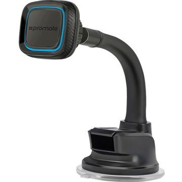 Promate 360 Degree Rotatable Magnetic Car Dashboard Mount (Blue)