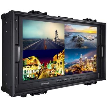 "FeelWorld 4K280-9HSD-CO 28"" Ultra HD 4K Carry-On Broadcast Monitor"