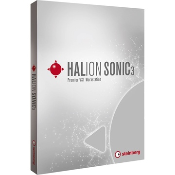 Steinberg HALion Sonic 3 Music Production Workstation Software (Educational)